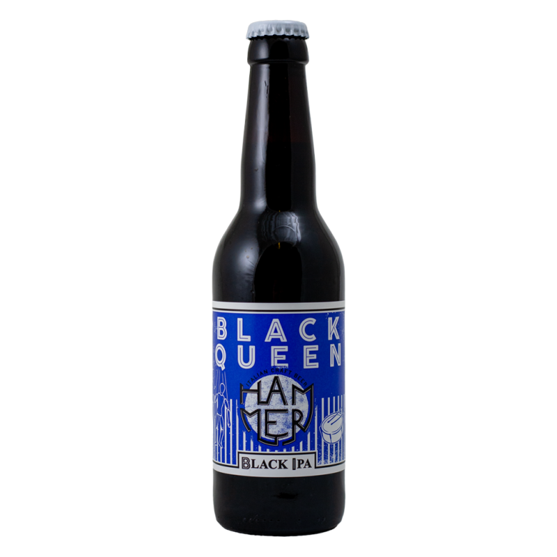 Black Queen - Hammer Beer - Bottiglia da 33 cl