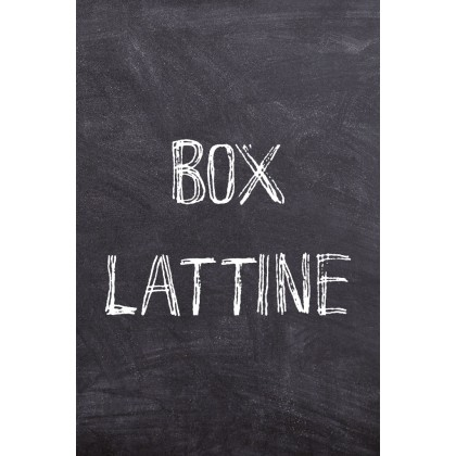Box lattine