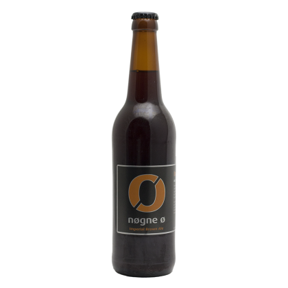 Nogne O - Imperial Brown Ale - Bottiglia da 50 cl