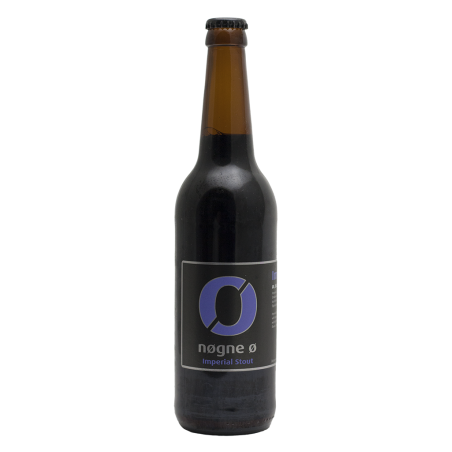 Nogne O - Imperial Stout - Bottiglia da 50 cl