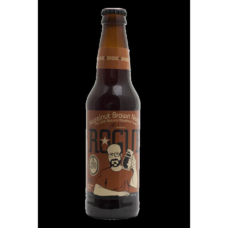 Rogue - Hazelnut Brown - Bottiglia da 35,5 cl