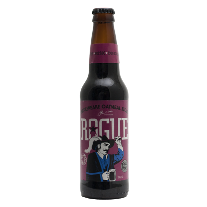 Rogue - Shakespeare Stout - Bottiglia da 35,5 cl