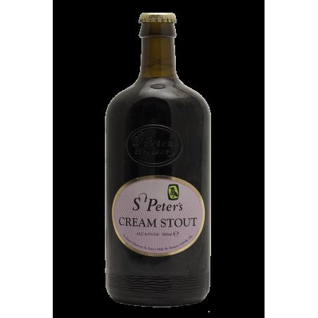 St.Peter's Brewery - Cream Stout - Bottiglia da 50 cl