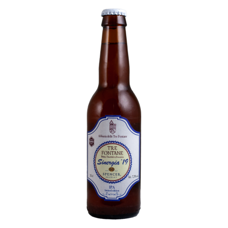 Sinergia 19  - Abbazia Tre Fontane - Bottiglia da 33 cl
