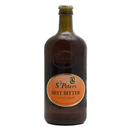 St.Peter's Brewery - Best Bitter - Bottiglia da 50 cl