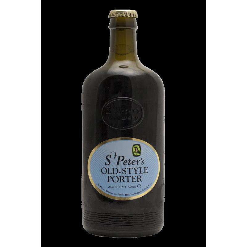 St.Peter's Brewery - Old Style Porter - Bottiglia da 50 cl