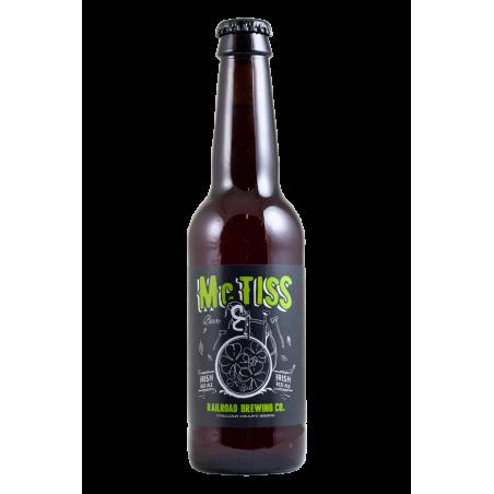 McTiss - Railroad Brewing - Bottiglia da 33 cl