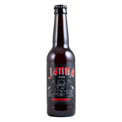 Janka - Railroad Brewing - Bottiglia da 33 cl