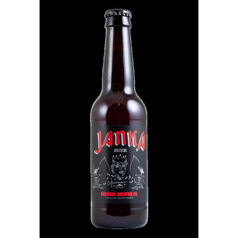 Janka - Railroad Brewing - Bottiglia da 33 cl