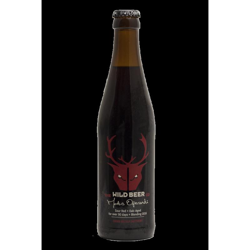 Wild Beer - Modus Operandi - Bottiglia da 33 cl