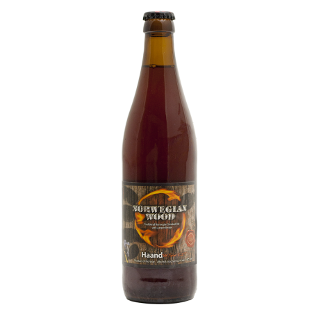 Haandbryggeriet - Norwegian Wood - Bottiglia da 50 cl