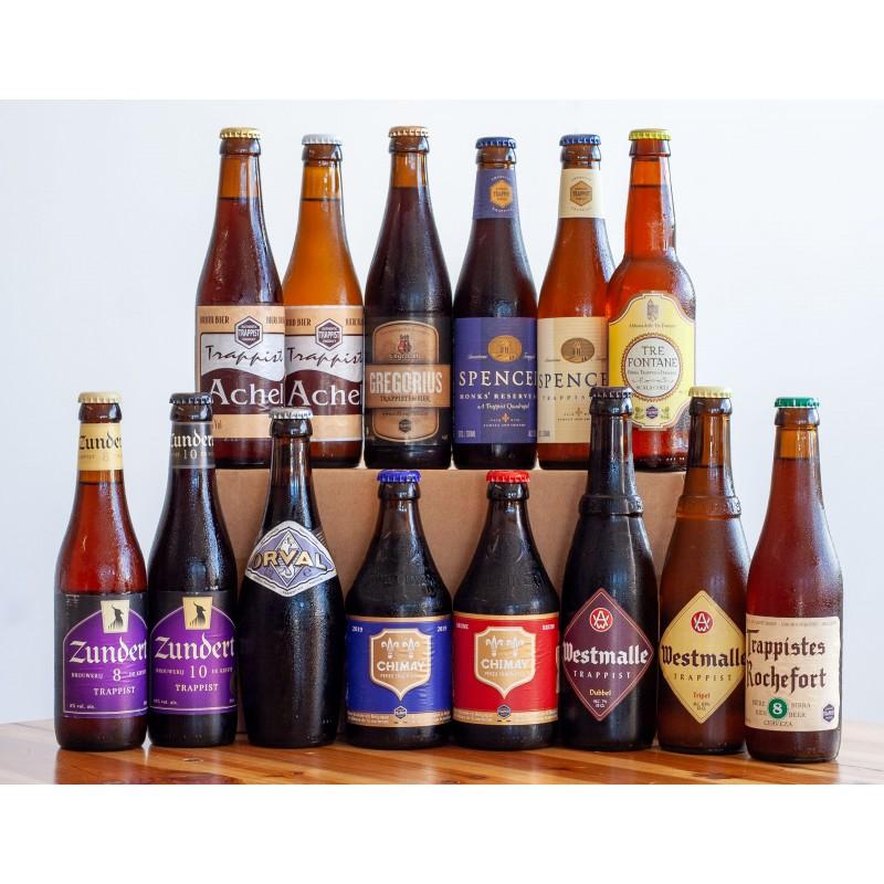 Box degustazione birre trappiste