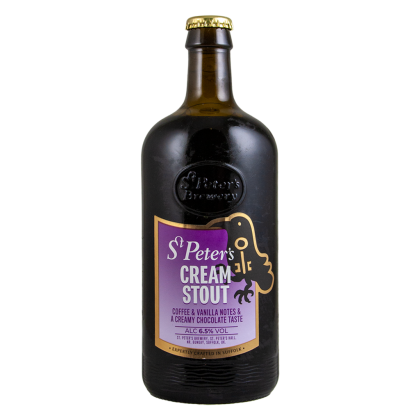 St.Peter's Brewery - Cream Stout - Bottiglia da 50 cl