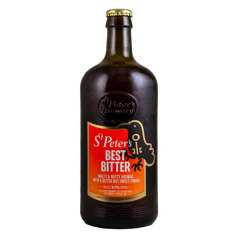 St.Peter's Brewery - Best Bitter - Bottiglia da 50 cl