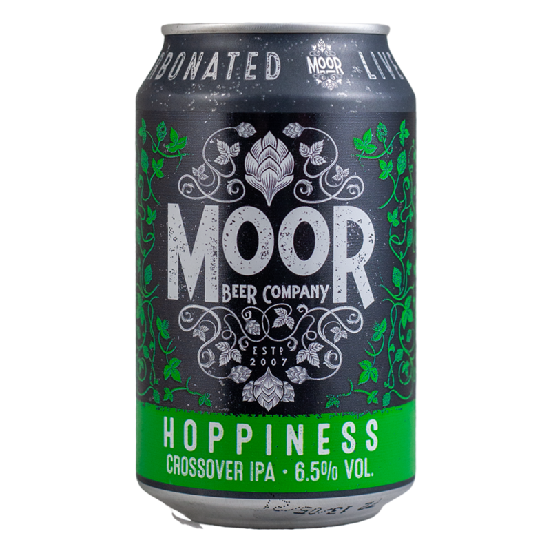 Hoppiness - Moor - Lattina da 33 cl