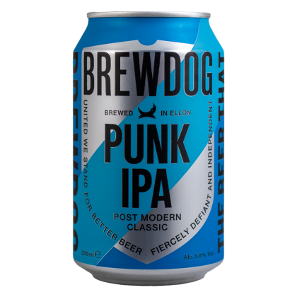 Punk IPA - Brewdog - Lattina da 33 cl
