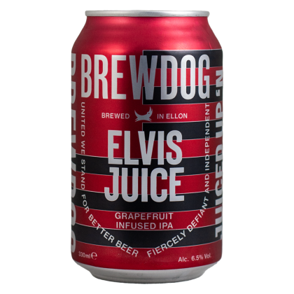 Brewdog - Elvis Juice - Lattina da 33 cl