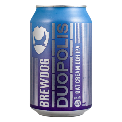 Duopolis - Brewdog - Lattina 33 cl