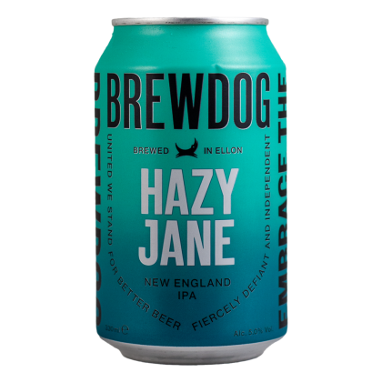 Hazy Jane - Brewdog - Lattina da 33 cl