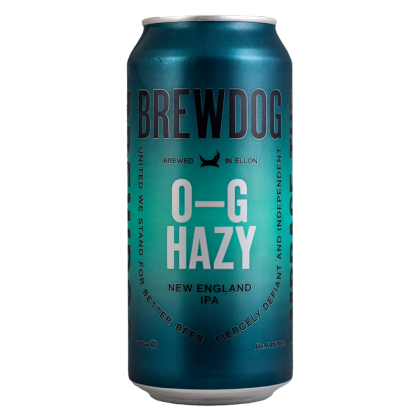 O-G Hazy Jane - Brewdog - Lattina da 44 cl