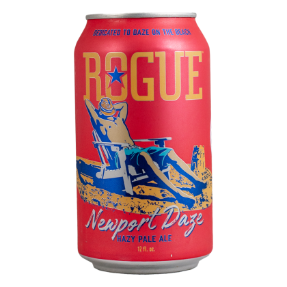 Newport Daze - Rogue Ales - Lattina da 35,5 cl