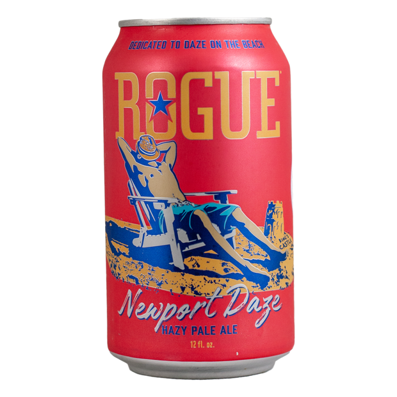 Newport Daze - Rogue Ales - Lattina da 35,5 cl