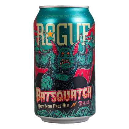 Batsquatch - Rogue Ales - Lattina da 35,5 cl