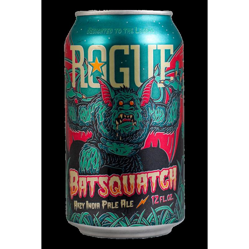 Batsquatch - Rogue Ales - Lattina da 35,5 cl
