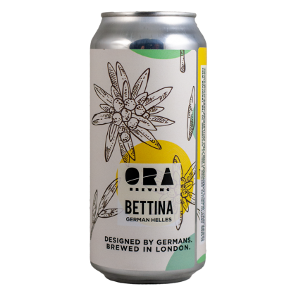 Bettina - ORA Brewing - Lattina da 44 cl