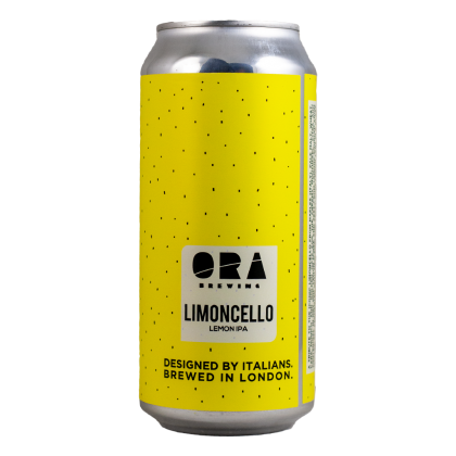 Limoncello - ORA Brewing - Lattina da 44 cl