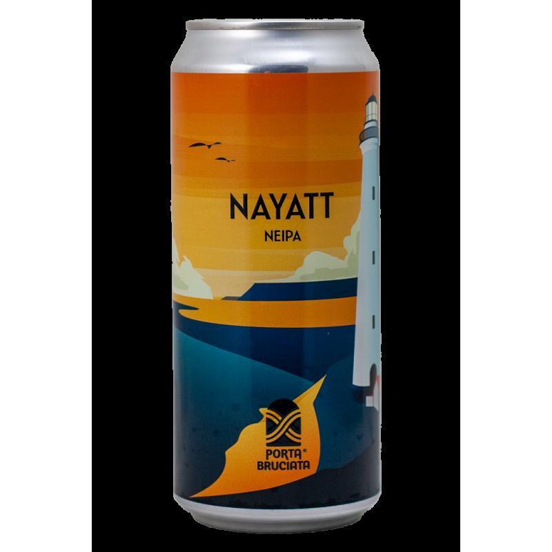 Nayatt - Porta Bruciata - Lattina da 40 cl