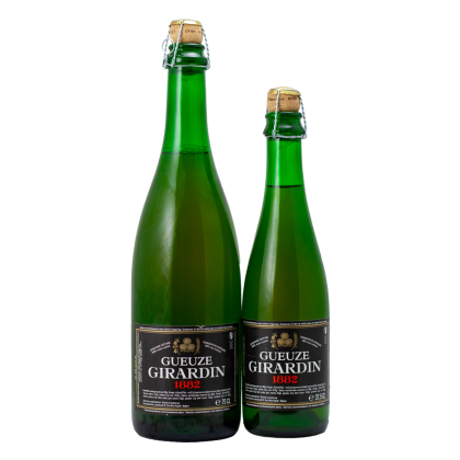 Gueuze Black Label - Girardin - Bottiglia da 37,5 cl