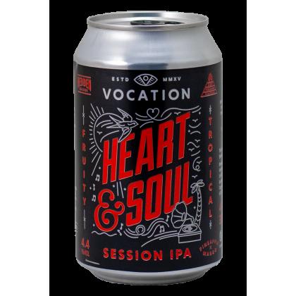 Heart&Soul - Vocation Brewery - Lattina da 33 cl