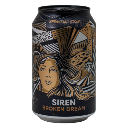 Broken Dream - Siren - Lattina da 33 cl
