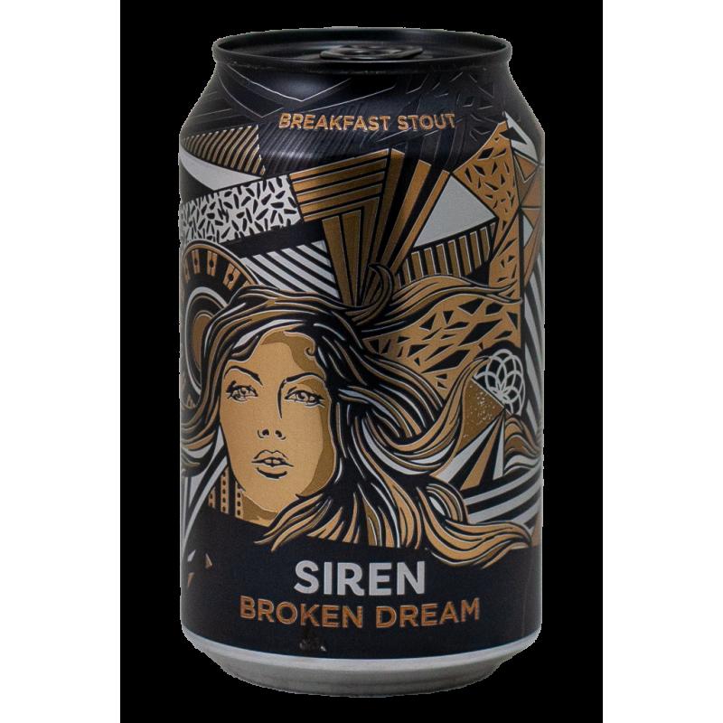 Broken Dream - Siren - Lattina da 33 cl