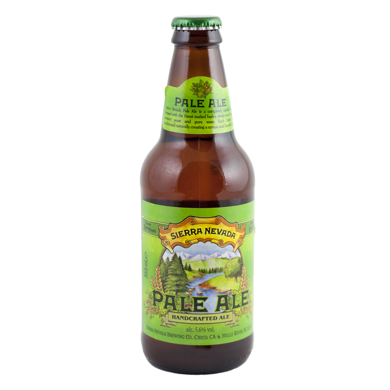 Sierra Nevada - Pale Ale - Bottiglia da 35,5 cl