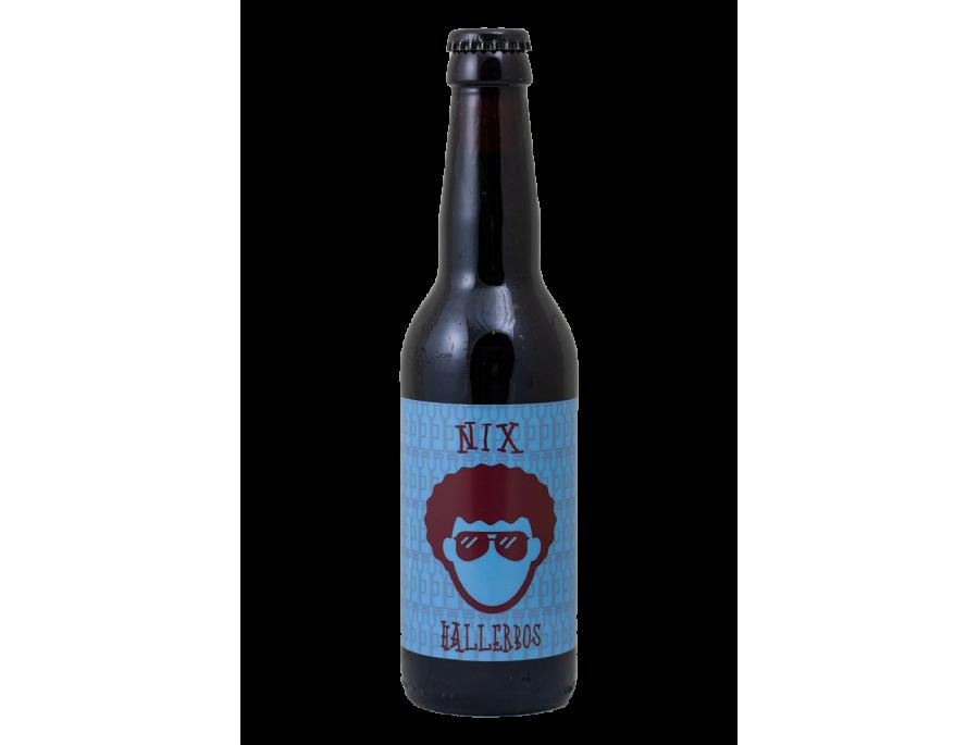 Hallerbos - Nix Beer - Bottiglia da 33 cl
