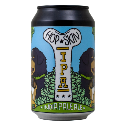 IPA - Hop Skin - Lattina da 33 cl
