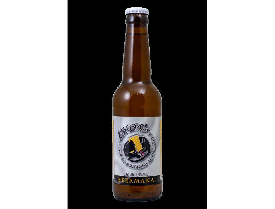 Beermana - Okorei - Bottiglia  da 33 cl