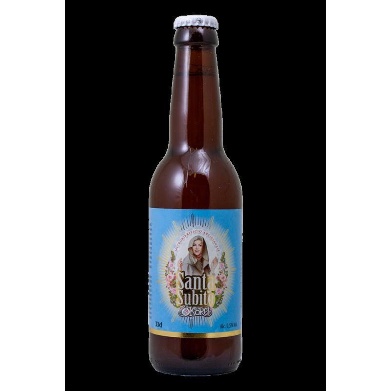 Santa Subito - Okorei - Bottiglia da 33 cl