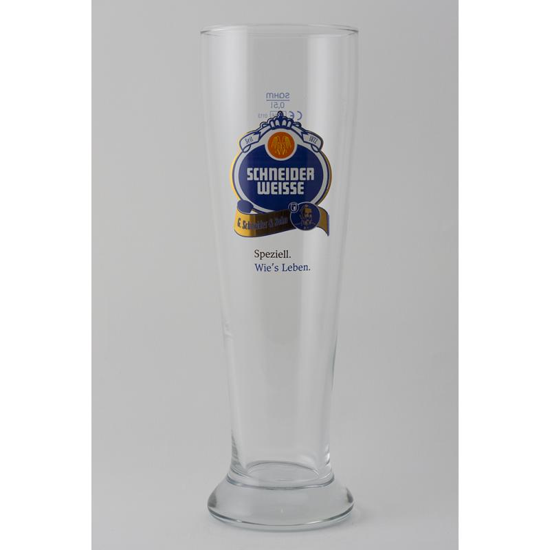 Schneider Weisse - Weizenglas da 50 cl