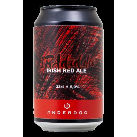 IRAdiddio - Underdog Brewery - Lattina da 33 cl