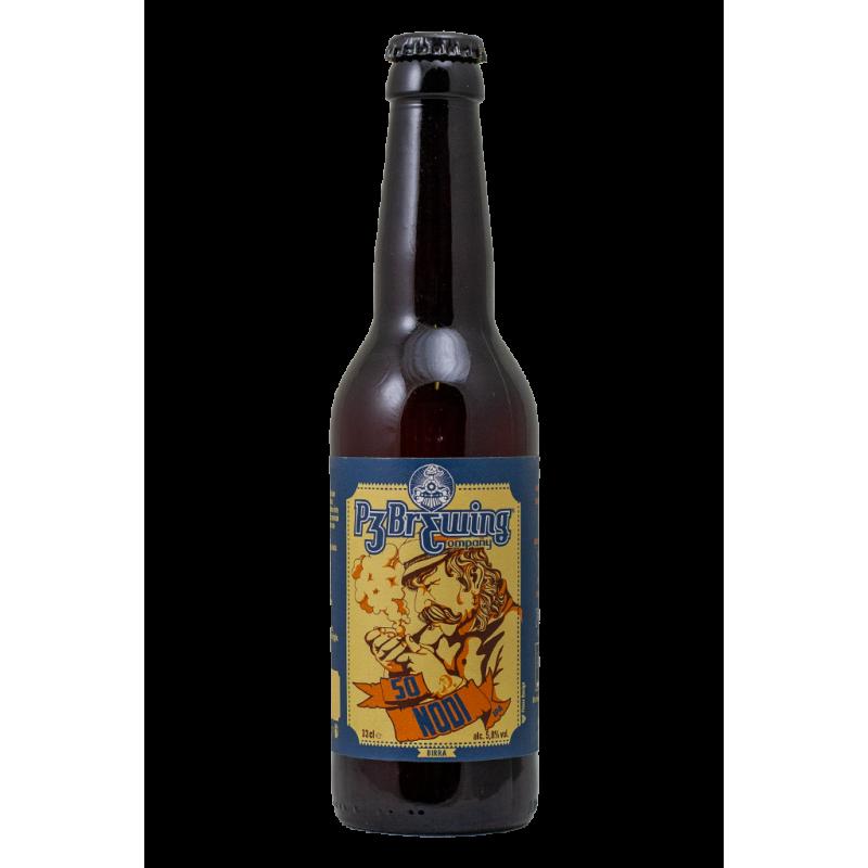 50 Nodi - P3 Brewing - Bottiglia da 33 cl