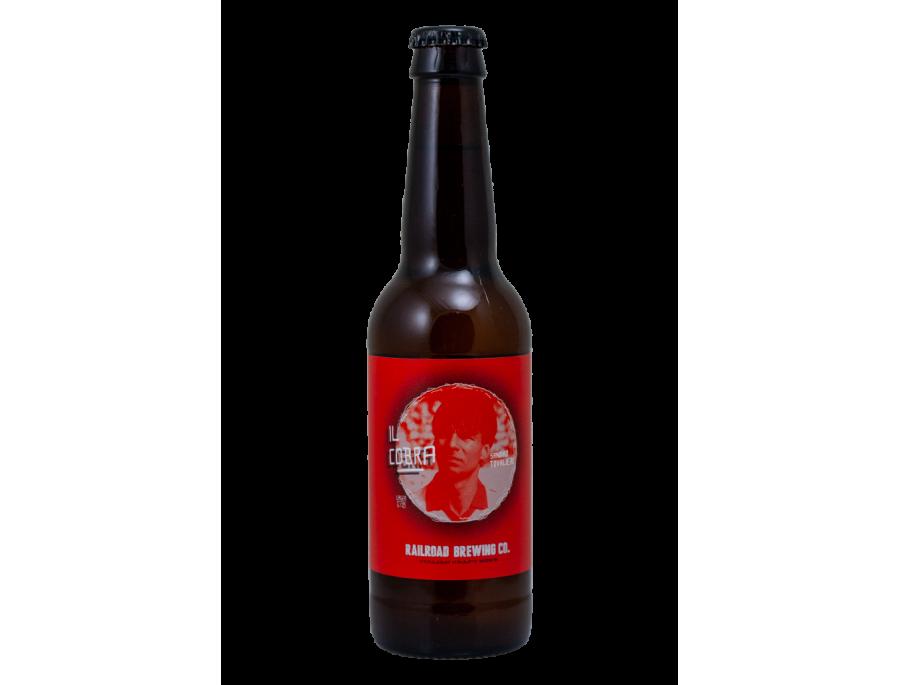 Il Cobra - Railroad Brewing - Bottiglia da 33 cl