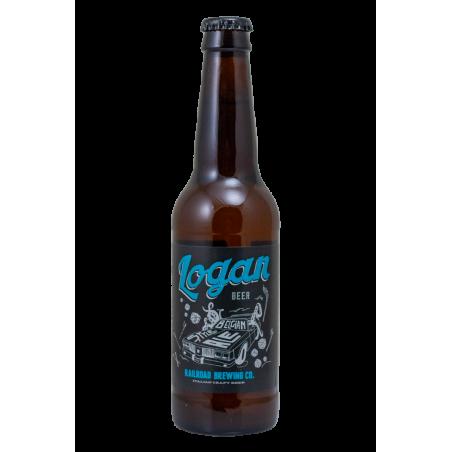 Logan - Railroad Brewing - Bottiglia da 33 cl