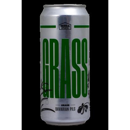 Grass - Serra Storta - Lattina da 40 cl