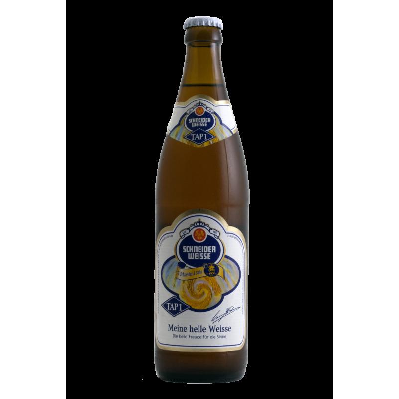 Schneider Weisse - Meine Helle Weisse (TAP 1) - Bottiglia da 50 cl
