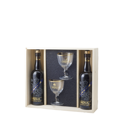 Het Anker - Gouden Carolus Cuvée Van De Keizer Imperial Dark  - Cofanetto regalo