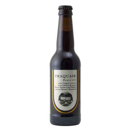 Traquair - House Ale - Bottiglia da 33 cl