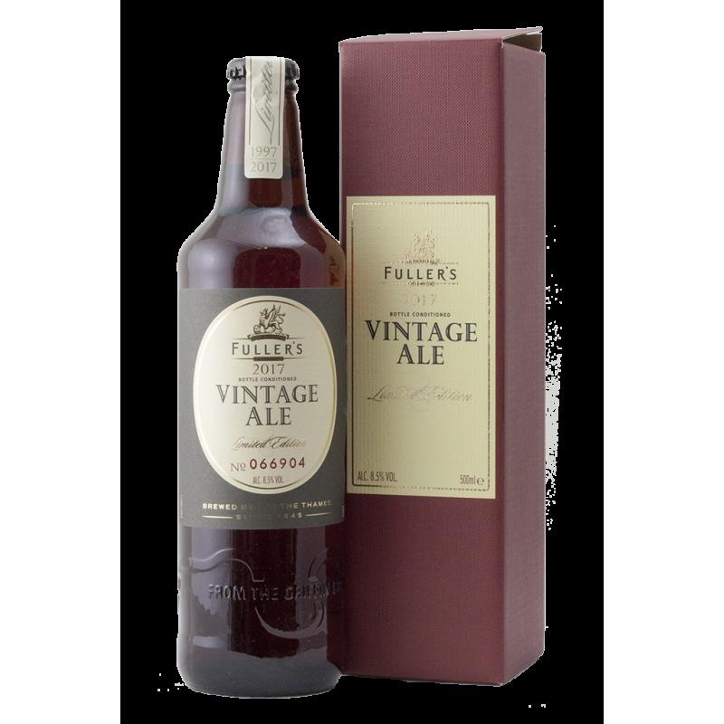 Fuller's - Vintage Ale 2017 - Bottiglia da 50 cl